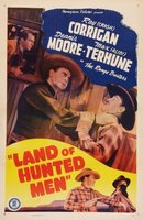 Land of Hunted Men movie poster (1943) picture MOV_2d0db6b9