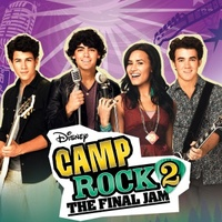 Camp Rock 2 movie poster (2009) picture MOV_d25e1fba