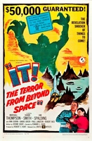 It! The Terror from Beyond Space movie poster (1958) picture MOV_2d1b51b3