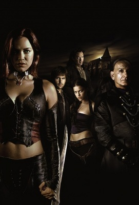 Bloodrayne movie poster (2005) poster MOV_2d1bb54d