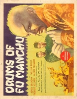 Drums of Fu Manchu movie poster (1943) picture MOV_2d2708cd
