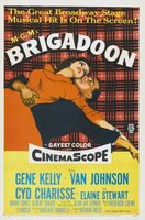 Brigadoon movie poster (1954) picture MOV_2d2868e1