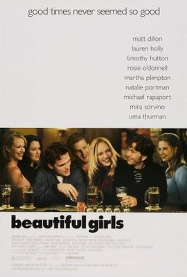 Beautiful Girls movie poster (1996) poster MOV_2d2cc587