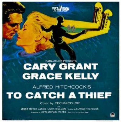 To Catch a Thief movie poster (1955) poster MOV_2d2d1a77