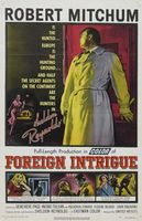 Foreign Intrigue movie poster (1956) picture MOV_2d30edb6