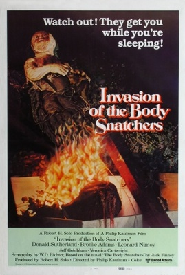Invasion of the Body Snatchers movie poster (1978) poster MOV_2d34d579