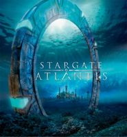 Stargate: Atlantis movie poster (2004) picture MOV_2d358527