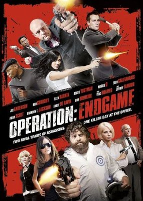 Operation Endgame movie poster (2010) poster MOV_2d35bd08