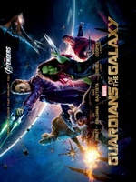 Guardians of the Galaxy movie poster (2014) picture MOV_2d37673c