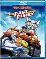 Tom and Jerry: The Fast and the Furry movie poster (2005) picture MOV_2d37aca0