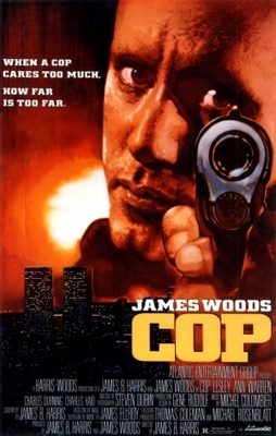 Cop movie poster (1988) poster MOV_2d3eb2fc