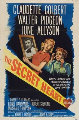 The Secret Heart movie poster (1946) poster MOV_2d426361
