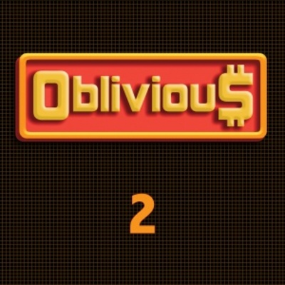 Oblivious movie poster (2001) poster MOV_2d43d929