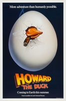 Howard the Duck movie poster (1986) picture MOV_2d43f287