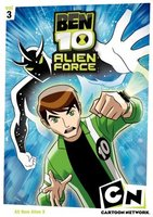Ben 10: Alien Force movie poster (2008) picture MOV_2d484cdc