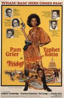 Friday Foster movie poster (1975) picture MOV_2d4f6221