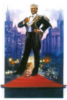 Coming To America movie poster (1988) poster MOV_2d56231b