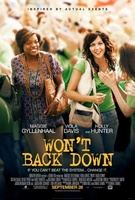Won't Back Down movie poster (2012) picture MOV_0502fdd6