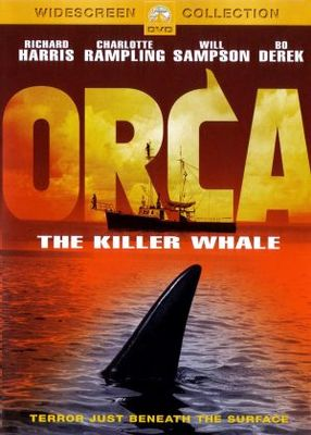 Orca movie poster (1977) poster MOV_2d56e953
