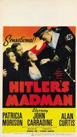 Hitler's Madman movie poster (1943) picture MOV_2d594f8d