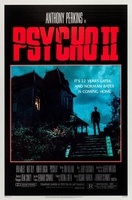 Psycho II movie poster (1983) picture MOV_2d601d28