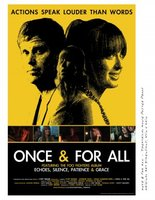Once & For All movie poster (2009) picture MOV_2d6403d3
