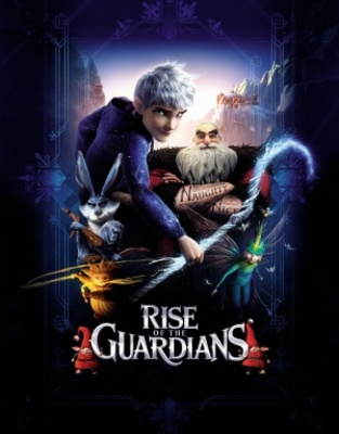 Rise of the Guardians movie poster (2012) poster MOV_2d675b18
