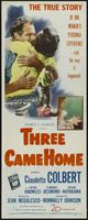 Three Came Home movie poster (1950) picture MOV_2d6d382d