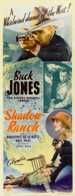 Shadow Ranch movie poster (1930) poster MOV_2d7715b0