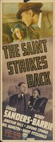 The Saint Strikes Back movie poster (1939) picture MOV_2d87be61