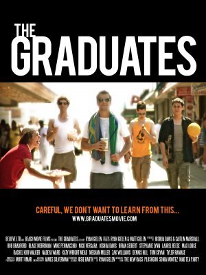 The Graduates movie poster (2008) poster MOV_2d8a53e9