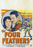 The Four Feathers movie poster (1929) picture MOV_2d8fc146