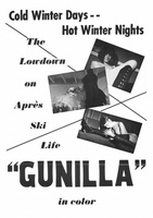 Gunilla movie poster (1971) picture MOV_2d93cd09