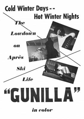 Gunilla movie poster (1971) poster MOV_2d93cd09