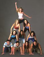 Bring It On movie poster (2000) picture MOV_2d93d2f2