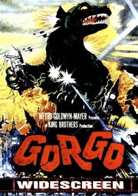 Gorgo movie poster (1961) poster MOV_2d95c791