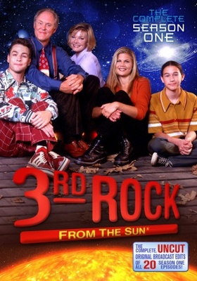 3rd Rock from the Sun movie poster (1996) poster MOV_2d99eb93