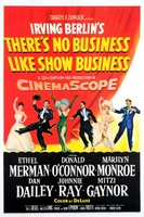 There's No Business Like Show Business movie poster (1954) picture MOV_2da037e8