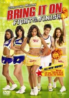 Bring It On: Fight to the Finish movie poster (2009) picture MOV_2da758fd