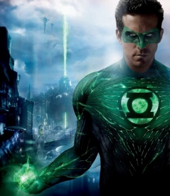 Green Lantern movie poster (2011) poster MOV_2da862fc