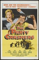 The Party Crashers movie poster (1958) picture MOV_2dae0361