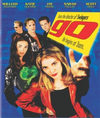 Go movie poster (1999) poster MOV_2db0957b
