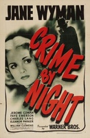 Crime by Night movie poster (1944) picture MOV_2db577e1
