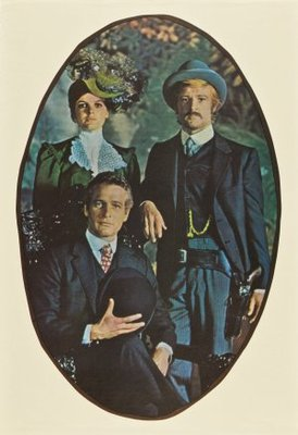 Butch Cassidy and the Sundance Kid movie poster (1969) poster MOV_2db729c1