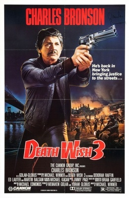 Death Wish 3 movie poster (1985) poster MOV_2dbfd85c