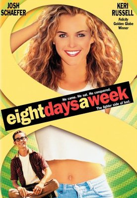 Eight Days a Week movie poster (1997) poster MOV_2dc26d66