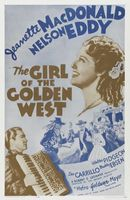 The Girl of the Golden West movie poster (1938) picture MOV_2dc27a33