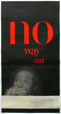 No Way Out movie poster (1950) poster MOV_2dc5c802
