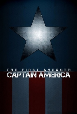 Captain America: The First Avenger movie poster (2011) poster MOV_2dc9af33