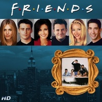 Friends movie poster (1994) picture MOV_2dd4dacd